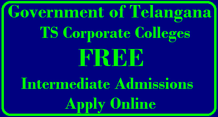 TS Corporate Free Intermediate Admissions through epass Apply Online @ telanganaepass.cgg.gov.in TS Corporate Free Intermediate Admissions/2018/05/ts-corporate-free-intermediate-admissions-telangana-epass-online-application-form-results-download.html
