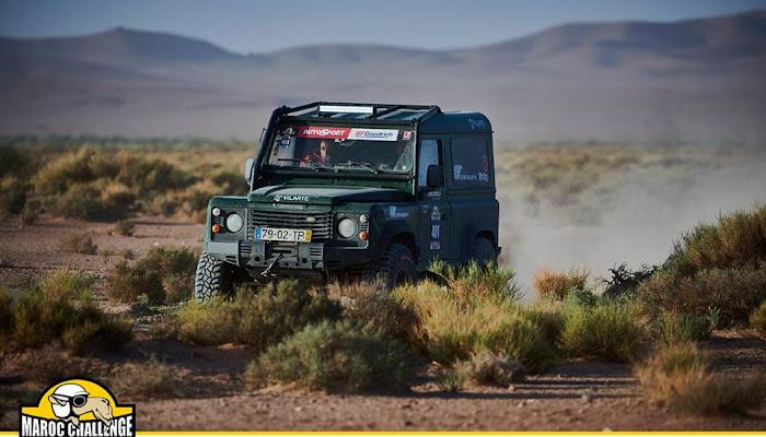 Qué coche de segunda mano me compro participar en la Maroc Challenge