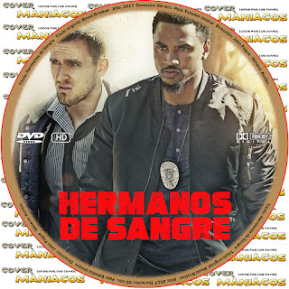 GALLETA HERMANOS DE SANGRE - BLOOD BROTHER - 2017