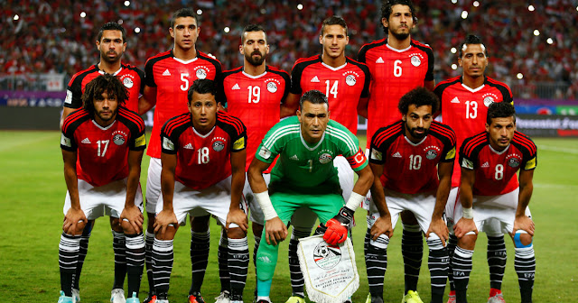 Salah and Egypt will be hoping to make it out of their World cup group