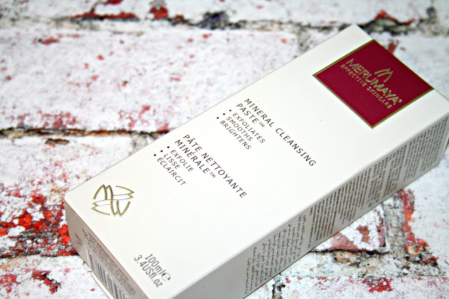 Merumaya Effective Skincare - Mineral Cleansing Paste
