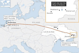 Kiev may be held accountable for MH17 incident