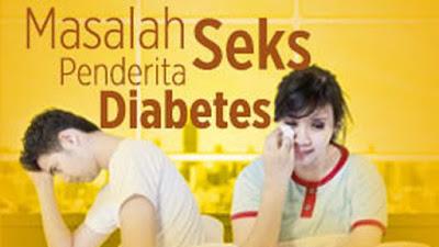 Masalah Hubungan Seks  dan Penderita Diabetes
