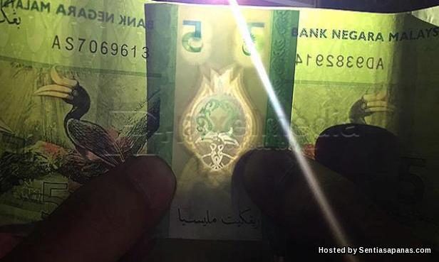 Konspirasi RM5 dan RM1