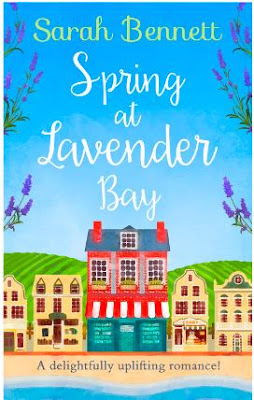 spring-at-lavender-bay, sarah-bennett, book
