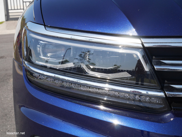 LED Headlights with DRL