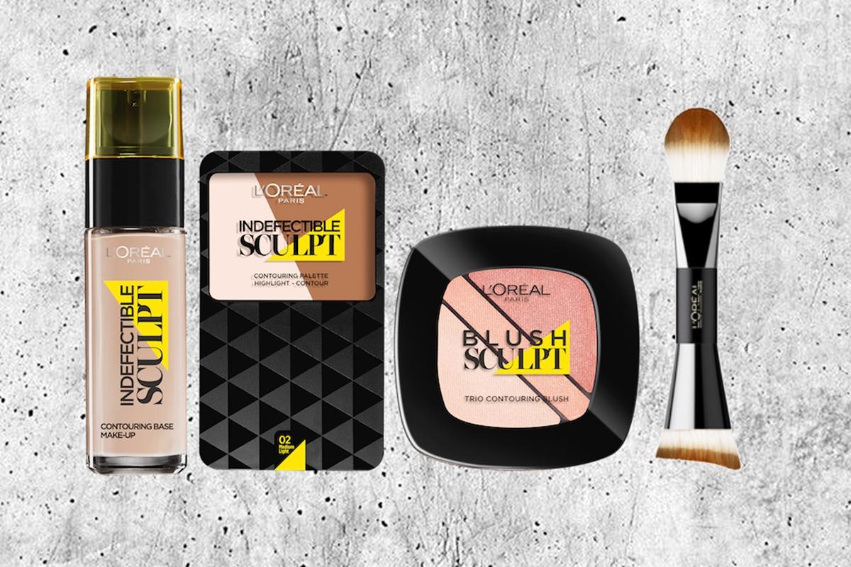 L'Oreal Sculpt MakeUp Products
