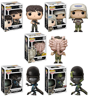 Alien: Covenant Pop! Movies Series Vinyl Figures by Funko