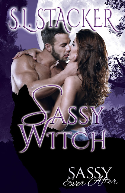 Spotlight - Sassy Witch by S.L. Stacker