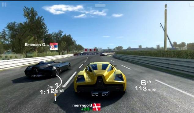 permainan Real Racing 3 terbaru 2016