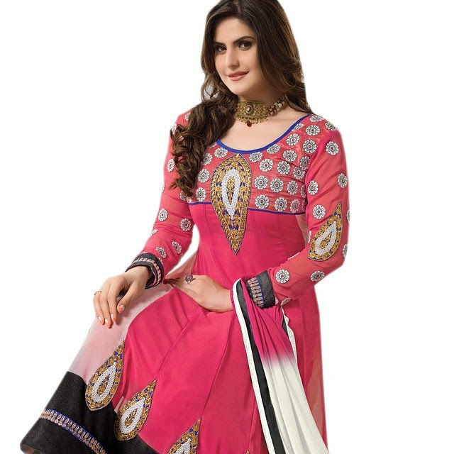 zarine khan , designer , ana rk ali ,suit ana rk ali , suit , on-line , shopping , z ohr a ,, Zarine Khan Hot Pics From Indian Clothing Catalogue