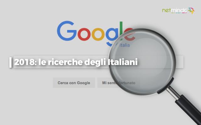 Ricerche Google 2018