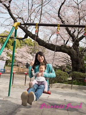皇居外圍playground