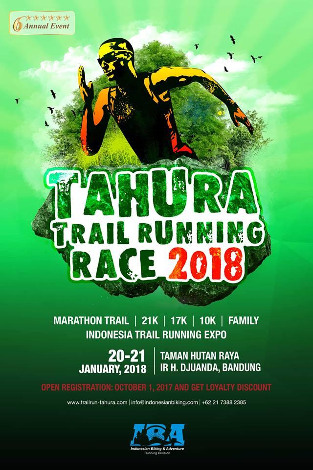 Tahura Trail Running Race • 2018