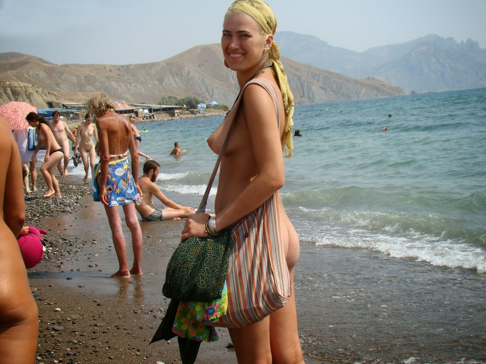 Kiev nude beach review