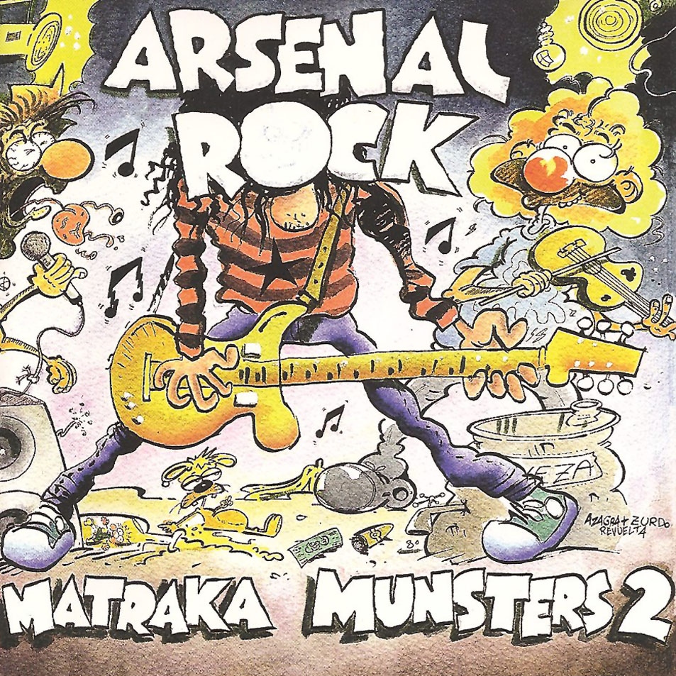 Download Arsenal Rock Full Album Genre Hardrock