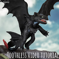 Toothless TUTORIAL