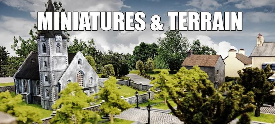 Miniatures & Terrain: Normandy House Building Tutorial #1