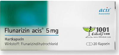 Harga Flunarizin Obat Sakit Migren Terbaru 2017