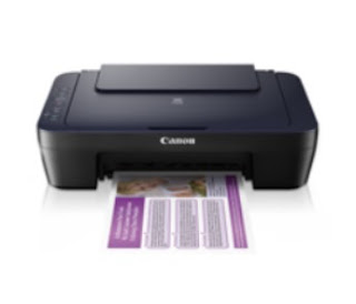 Canon PIXMA E464 Driver and Manual Download