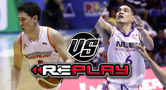 Video Playlist: NLEX vs NorthPort replay 2019 PBA Philippine Cup
