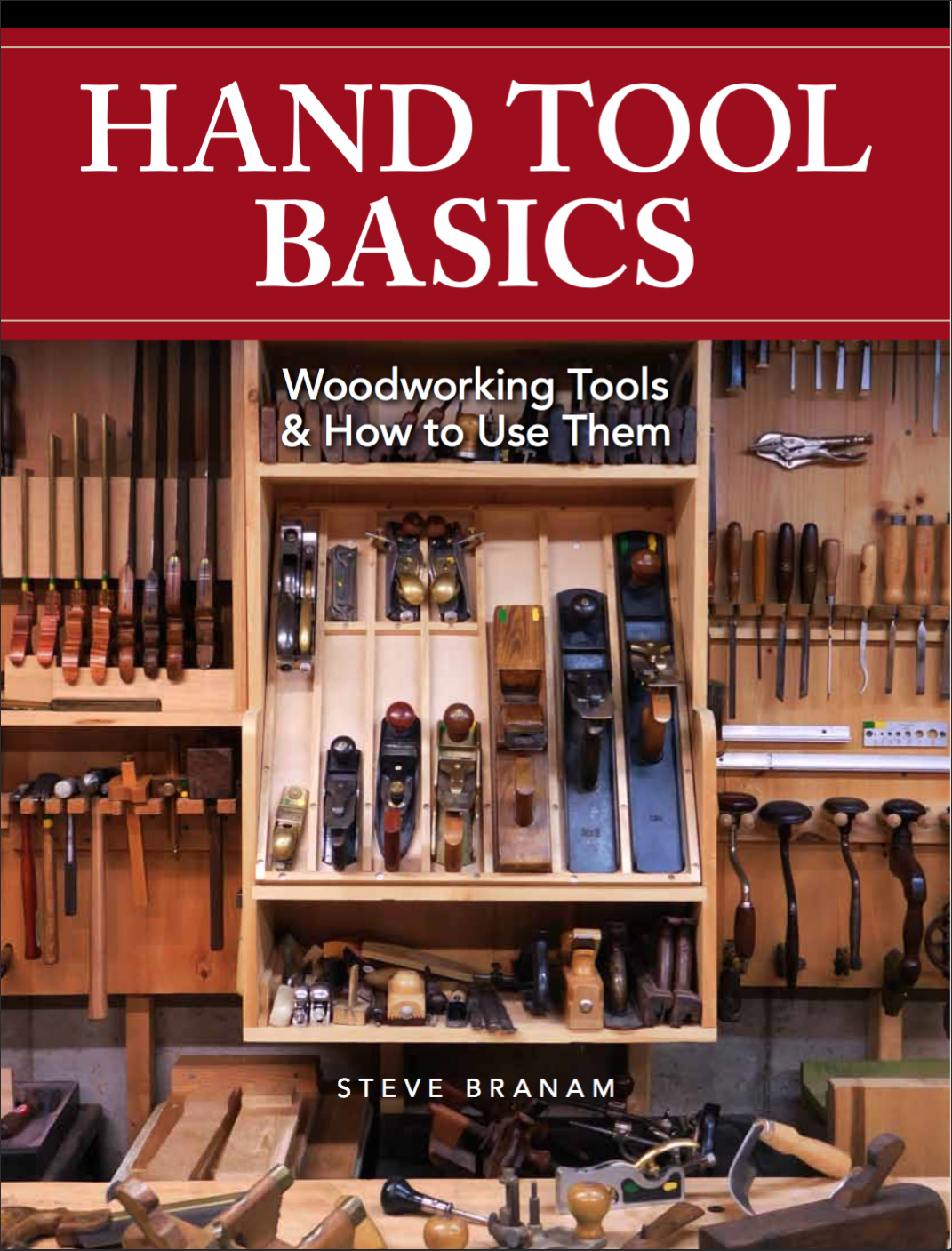 Close Grain Hand Tool Basics Book Available For Order
