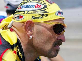 Marco Pantani (Ansa)