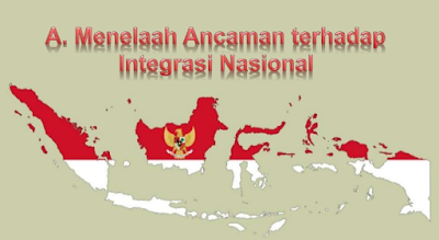 Mewaspadai ancaman Terhadap Kedudukan Negara Kesatuan Republik Indonesia