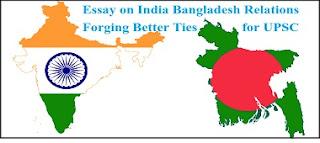 India Bangladesh Relations