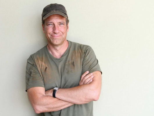 The Wisdom of Mike Rowe