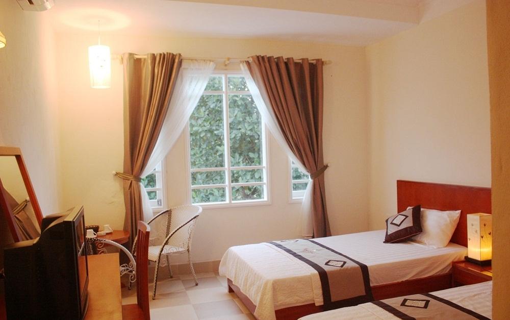 Giá phòng khách sạn và nhà nghỉ ở đảo Minh Châu - Quan Lạn (mới)