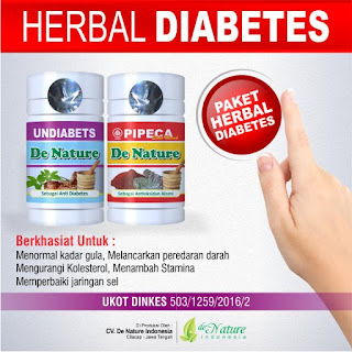 obat diabetes denature