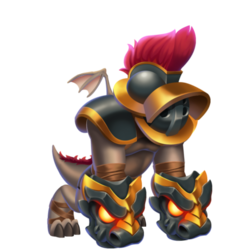 Gladiator Dragon (Teen)
