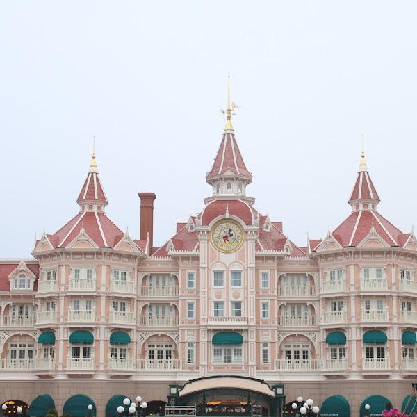 Ma journée à Disney Land Paris