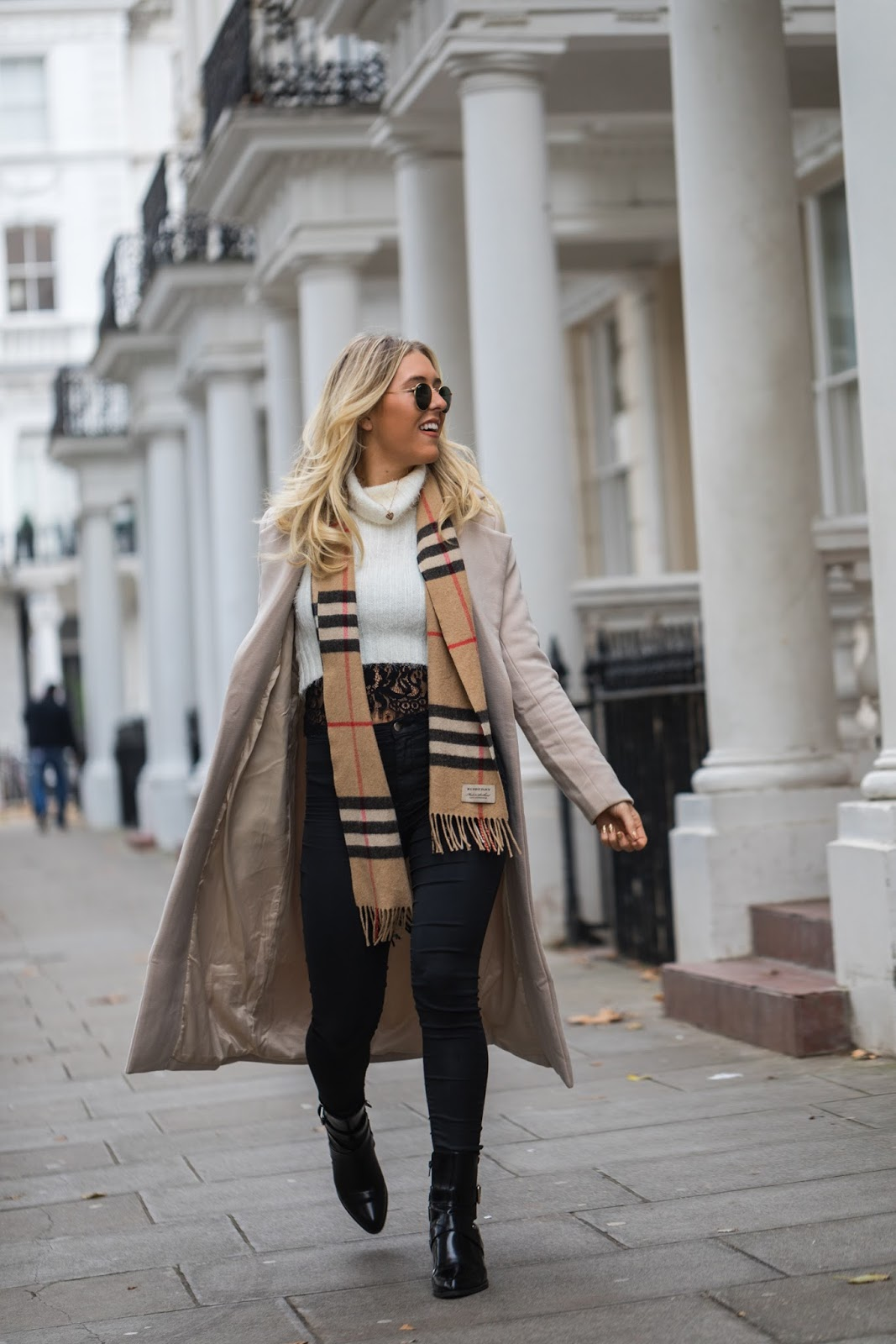 blogger in nottinghill