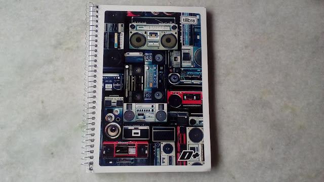 Caderno de espiral