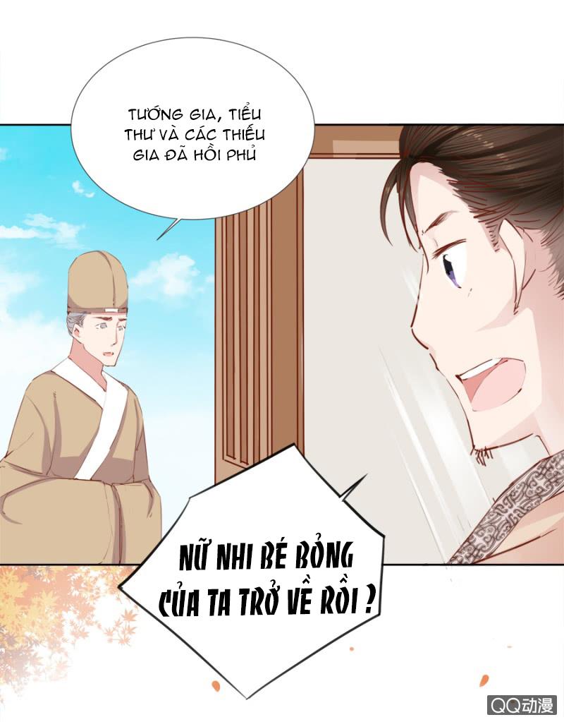 Solo Đi Vương Gia chap 17 - Trang 4