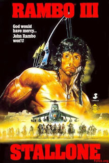 Affiche de Rambo 3