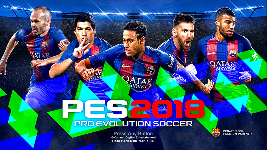 PES 2013 Next Season Patch 2017-2018 - Released 20/06/2017