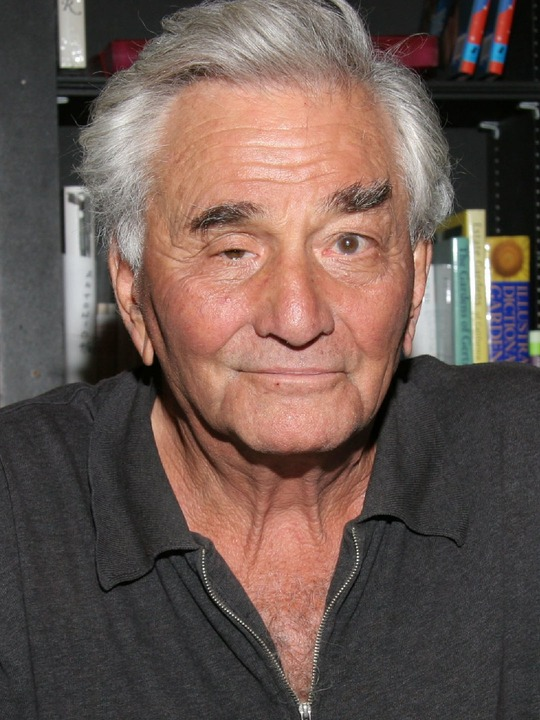 What ever happened to….: Columbo played by Peter Falk