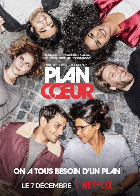 Série TV Plan Coeur L'Agenda Mensuel - Décembre 2018