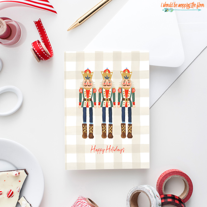 Nutcracker Printables