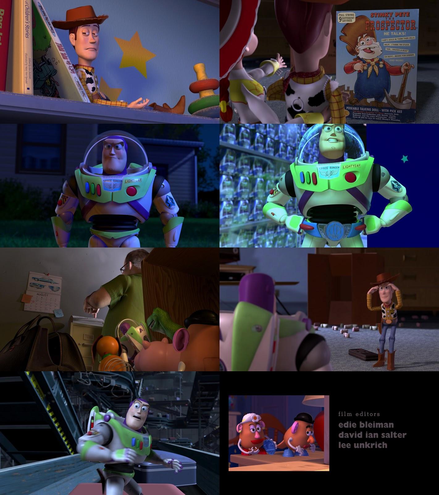 Toy Story 2 1080p Latino Ingles Mega