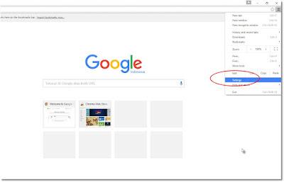 Cara Reset Google Chrome dengan Mudah