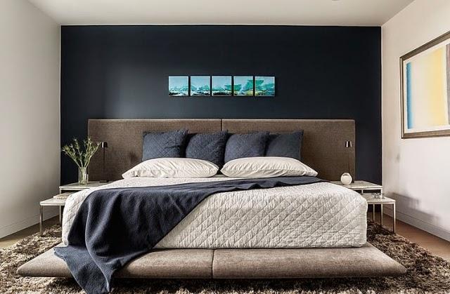 Ideas para decorar habitación moderna