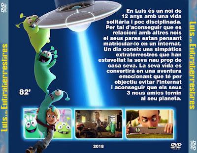 Luis i els Extraterrestres - [2018]