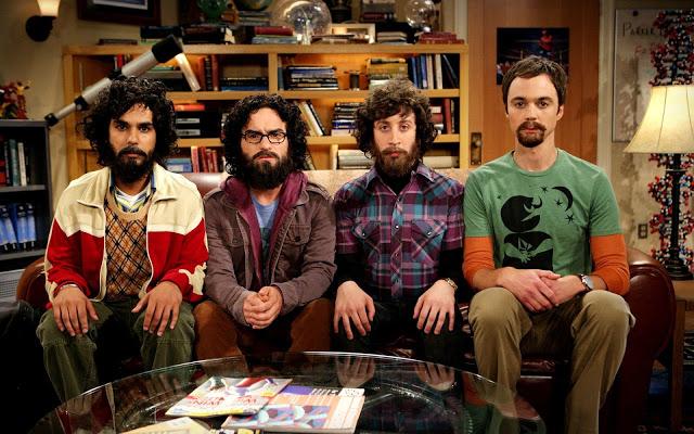 The Big Bang Theory Serie Completa 720p HD Español Latino cap 1