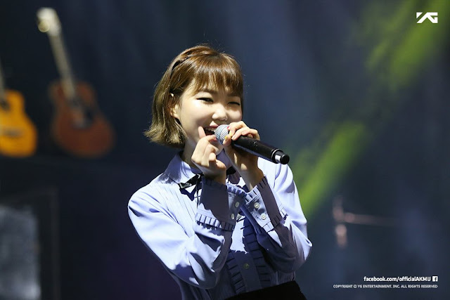 Akdong Musician - AKMU STUDIO in Singapore 2016