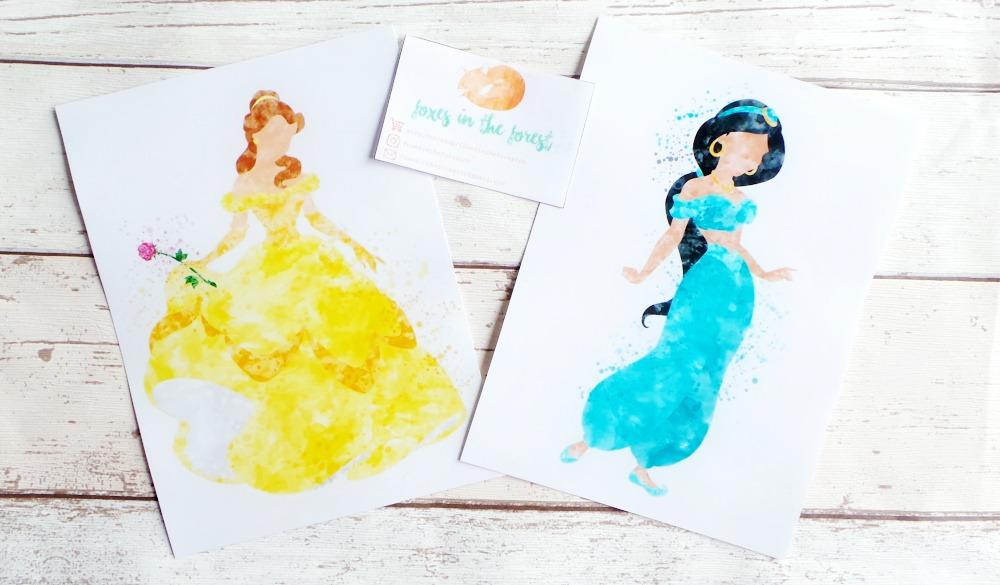 Disney Prints