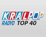 kralpop radyo top 40 ekim